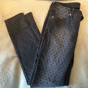 MNG by Mango Star Skinny Jeans size 6
